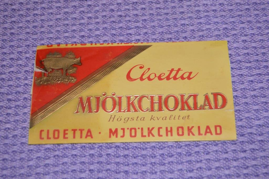 cloetta sockerfri mjölkchoklad