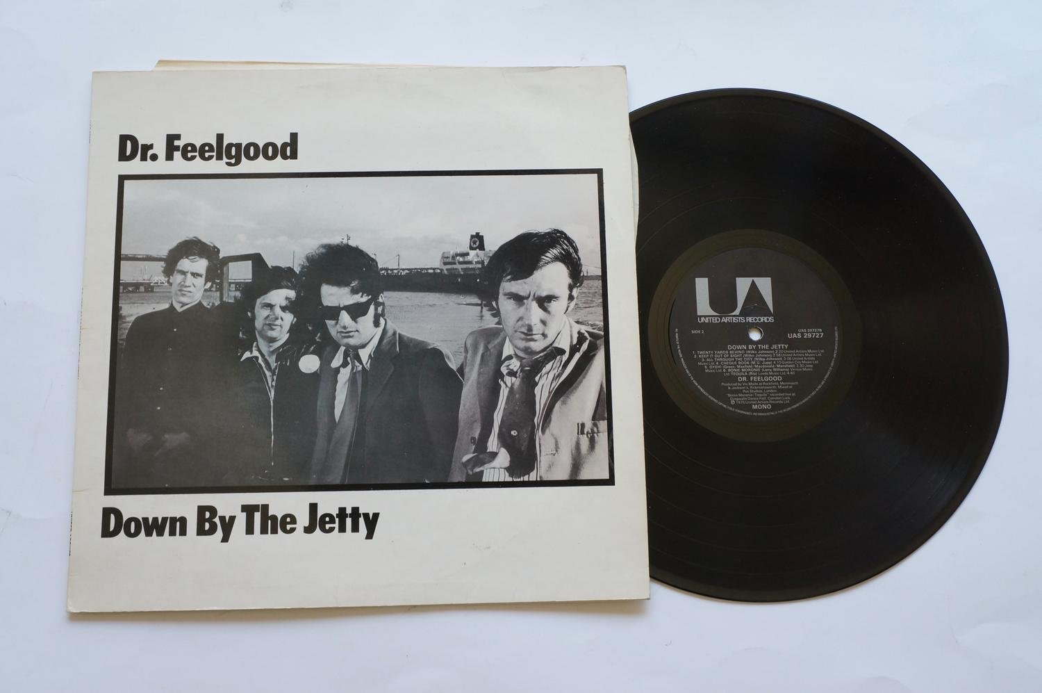 ** Dr. Feelgood ?– Down By The Jetty **
