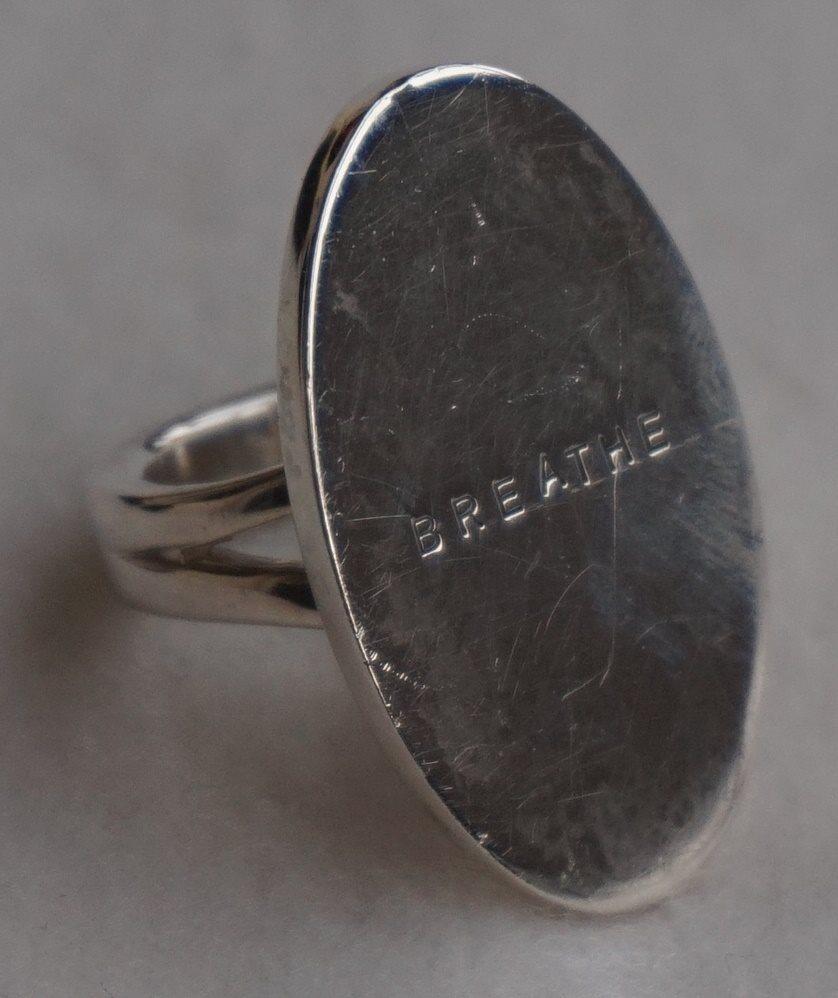 efva attling breathe ring