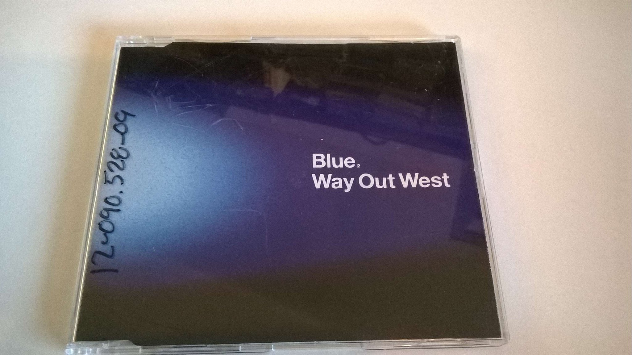Way out West - Blue2, CD