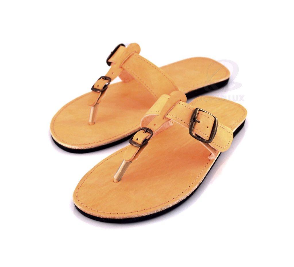 Nya sandal flip flops flop damskor dam läder sandaler sko sommarskor skor  stl 38 93e743abf2f50