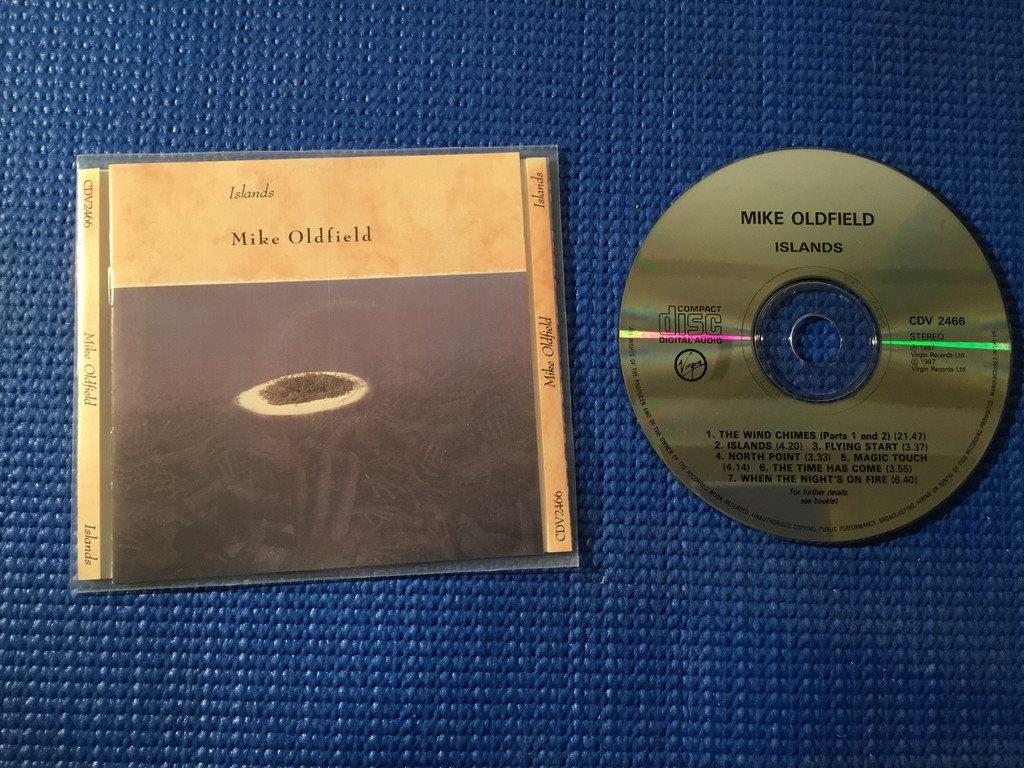 1c5e5fe8 Mike Oldfield - Islands !!!!! FRI FRAKT !!!!! (333863564) ᐈ Köp på ...