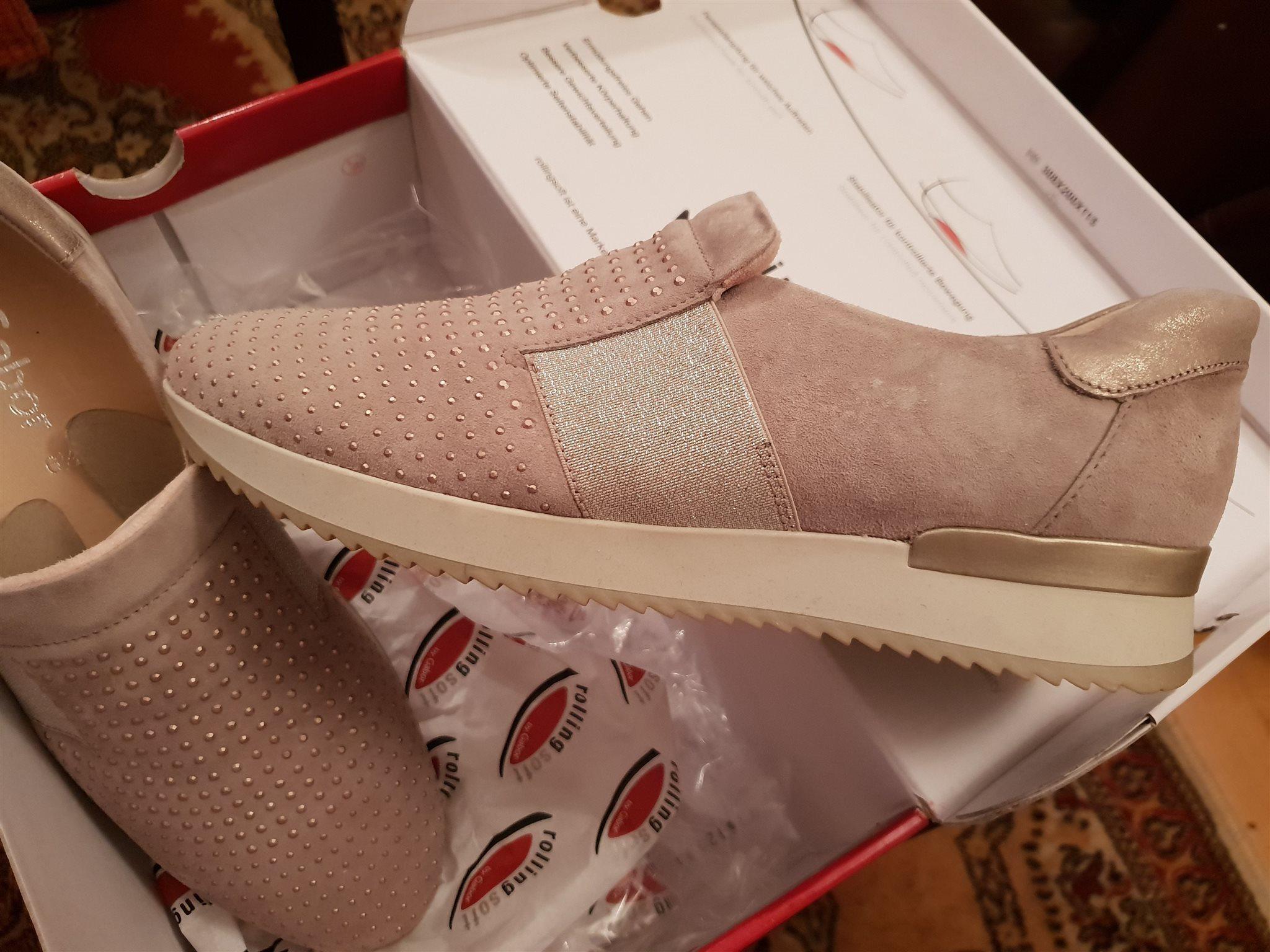 Gabor helt nya snygga sneakers skor. 40 6.5 s.. (335069178