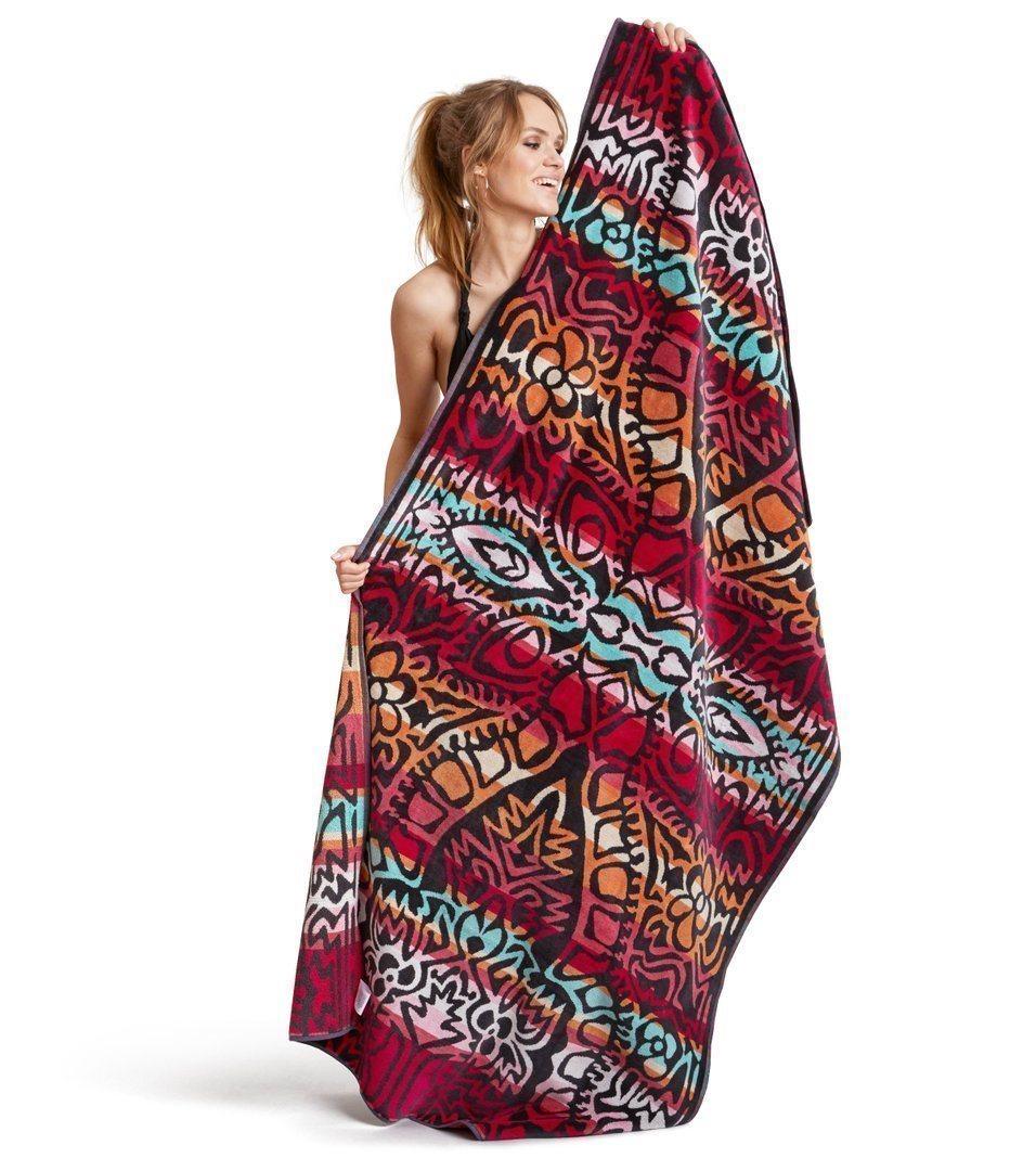 Ny Odd Molly Dry me beach towel storlek 100x180 / stor badhandduk fri frakt!
