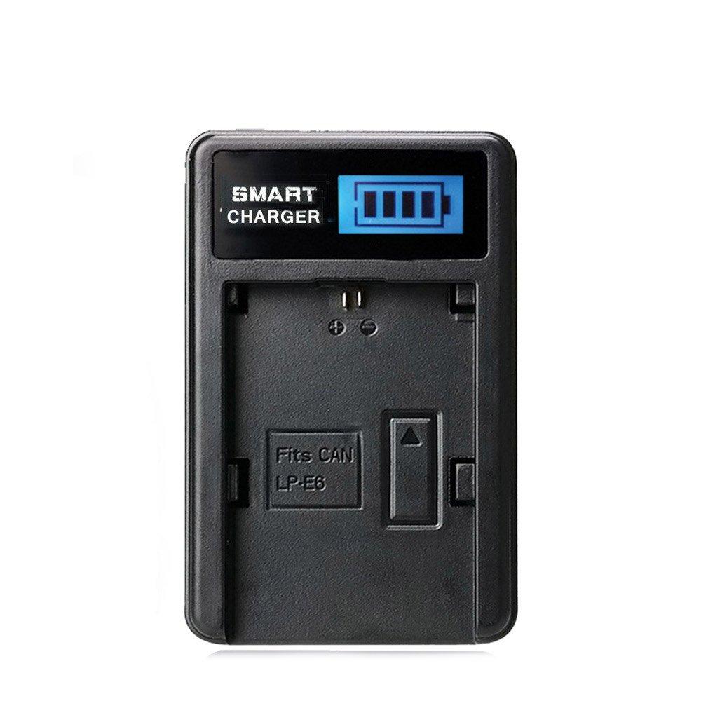 Laddare USB Canon LP E6 (339150290) ???24HShop på Tradera