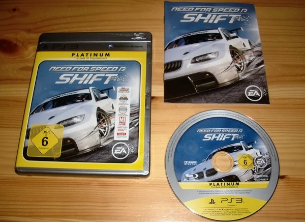 PS3: Need For Speed Shift