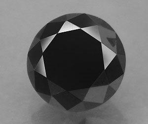 svart diamant värde