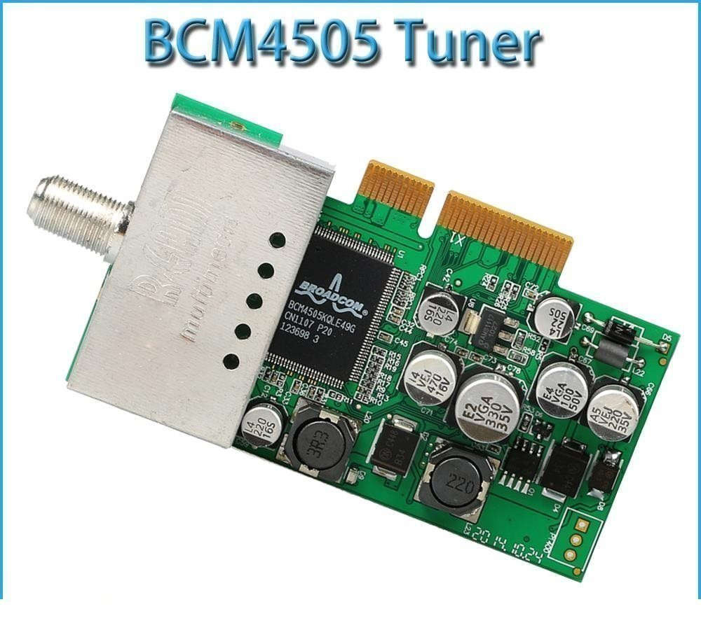 Satellit - Tuner BCM4505 till Dreambox DM800HD SE, DM8000, DM7020HD m.m.