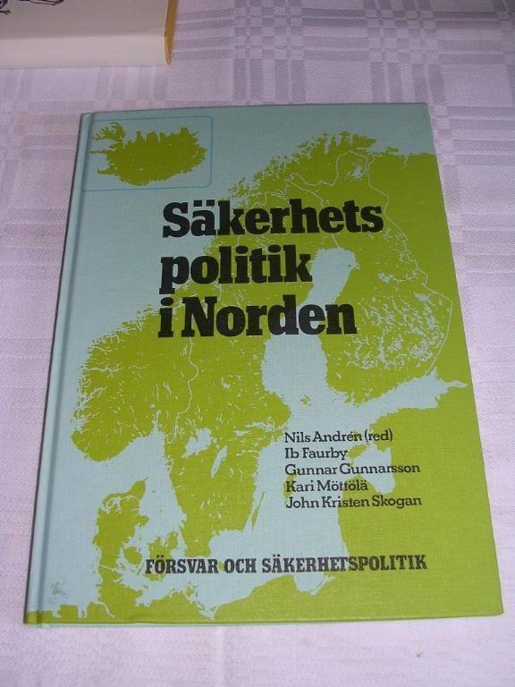 Säkerhetspolitik i Norden (inb)