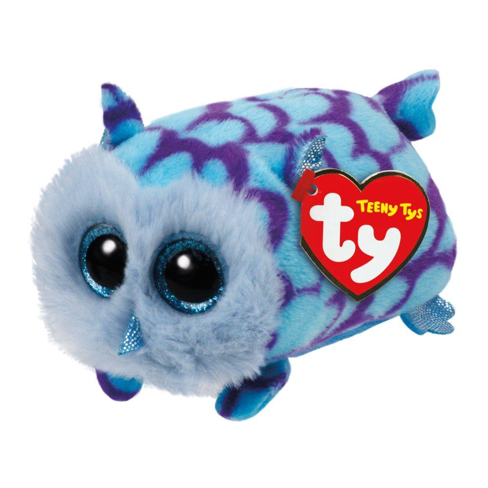 TY Teeny Tys Mimi Blå uggla (291080594) ᐈ Leksaksaffären på Tradera 0efa7c41bf6a4