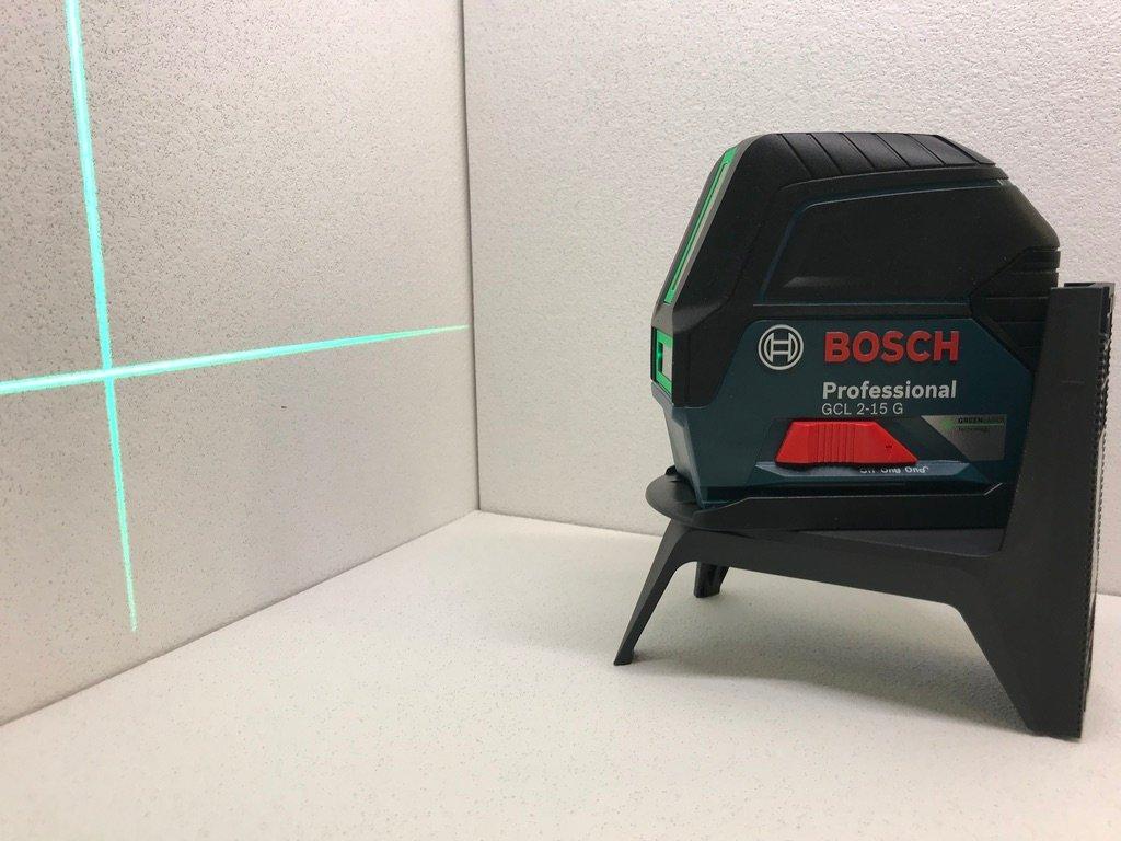 Kanon Ny Grön Korslaser Bosch GCL 2-15 G (363381878) ᐈ Köp på Tradera ZK-32