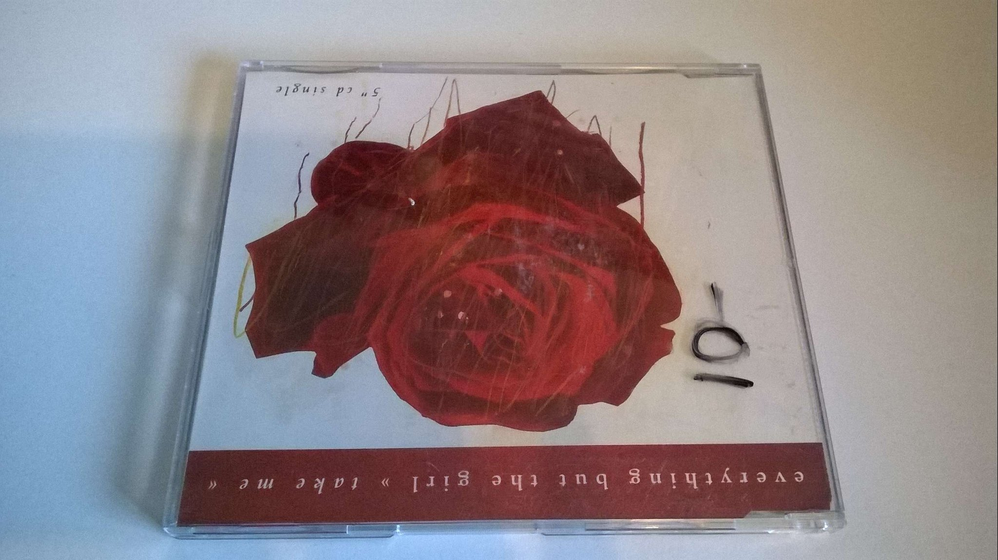 Everything But The Girl - Take Me, CD