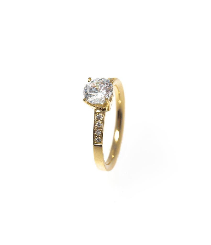 Bud to Rose Ring Daze Large guld (309092853) ᐈ Fintinne på Tradera 0a0f967a13e10