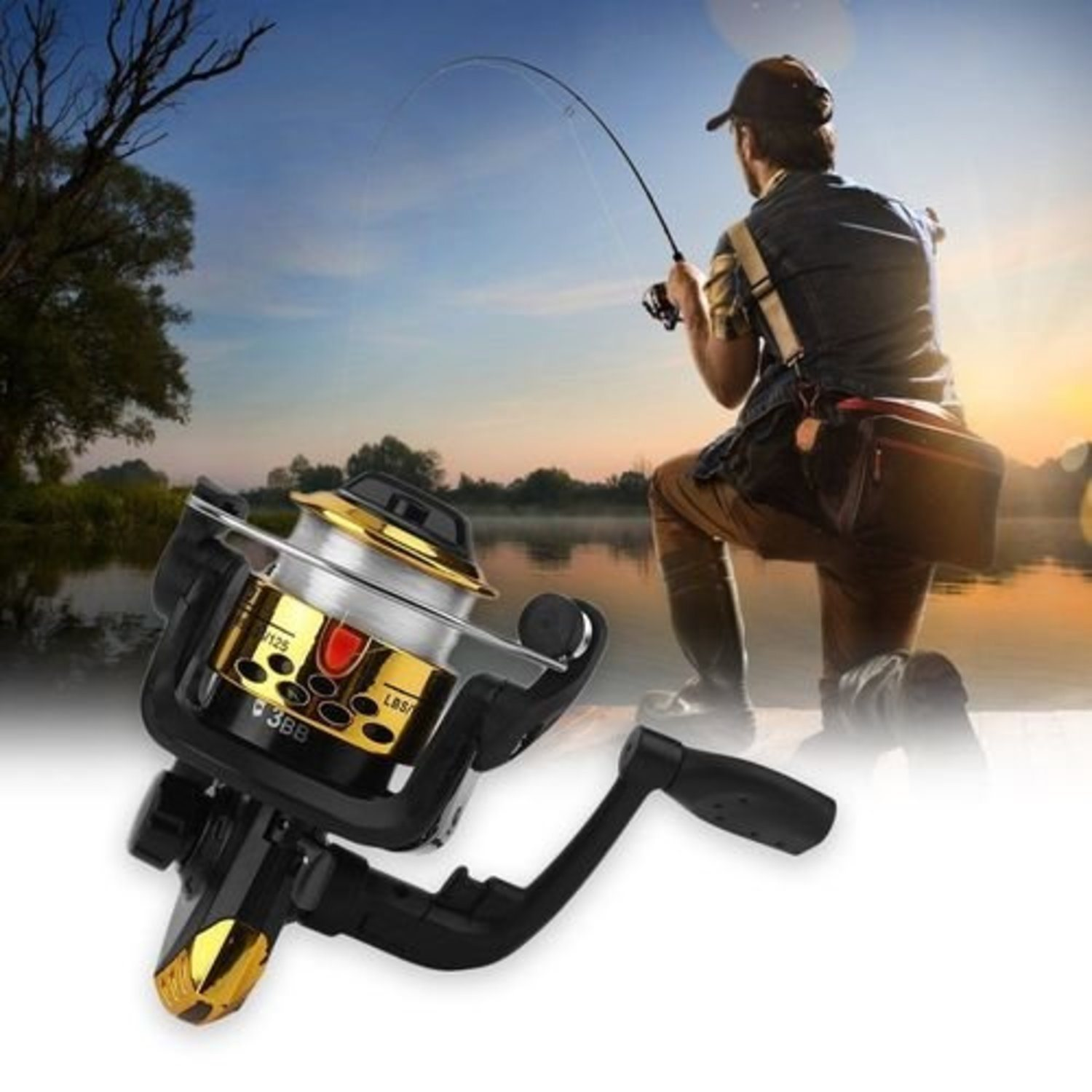 HOT !!! 200 type fishing wheel elec...