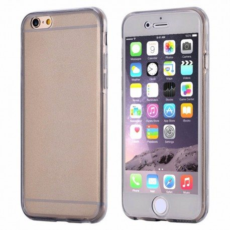 360 heltäckande silikon skal Apple iP.. (313903916) ᐈ CaseOnline på ... 49666f2d6c22e