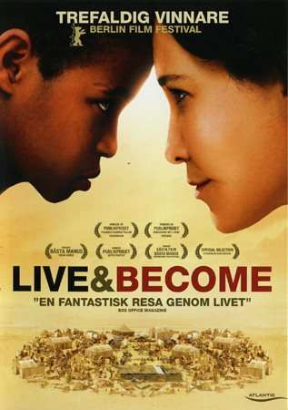 live and become movie
