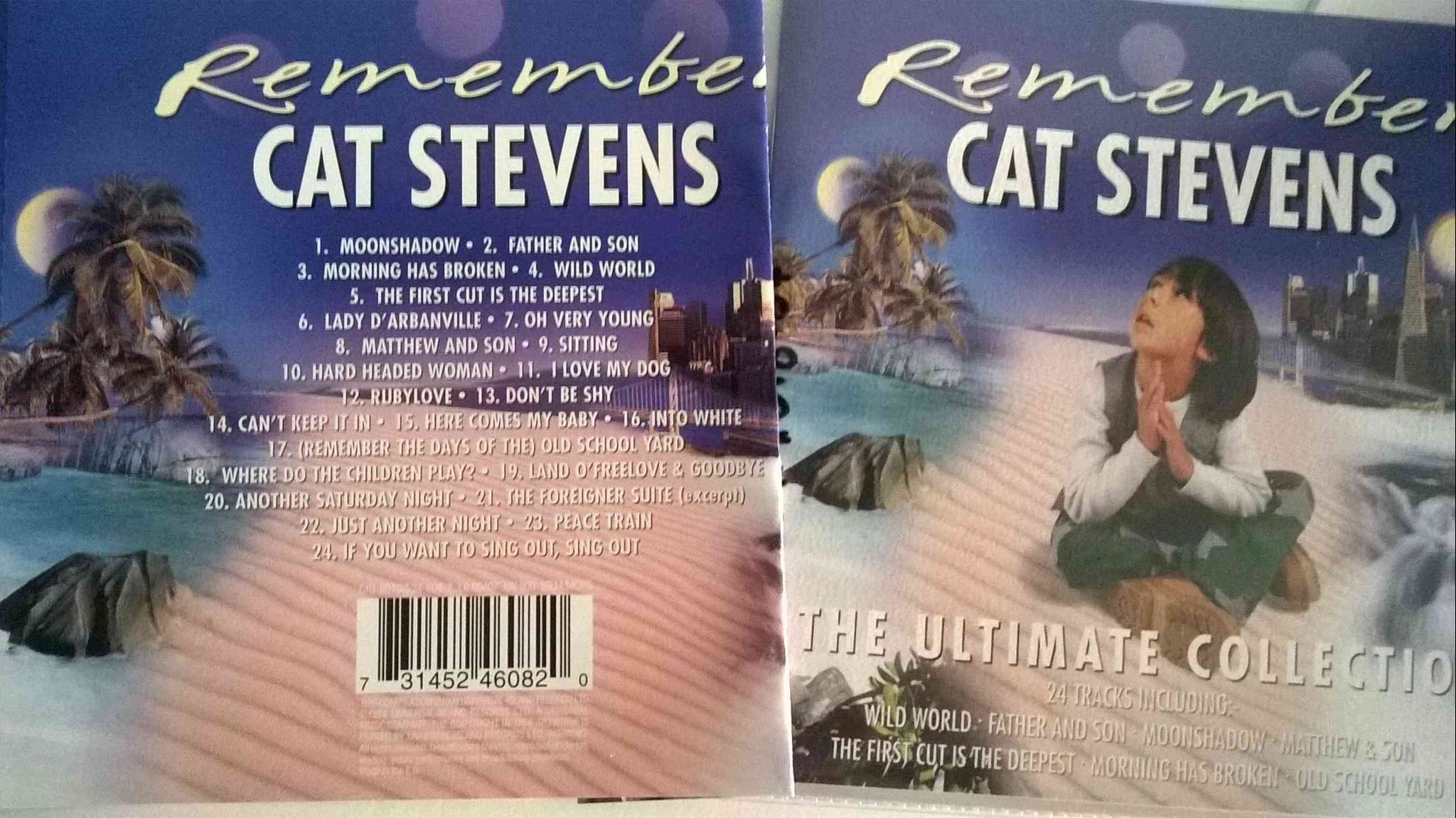 Remember Cat Stevens - The ultimate collection, single CD