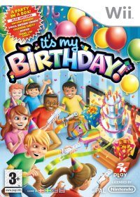 Wii - Its my Birthday! (Ej bok) (Beg)