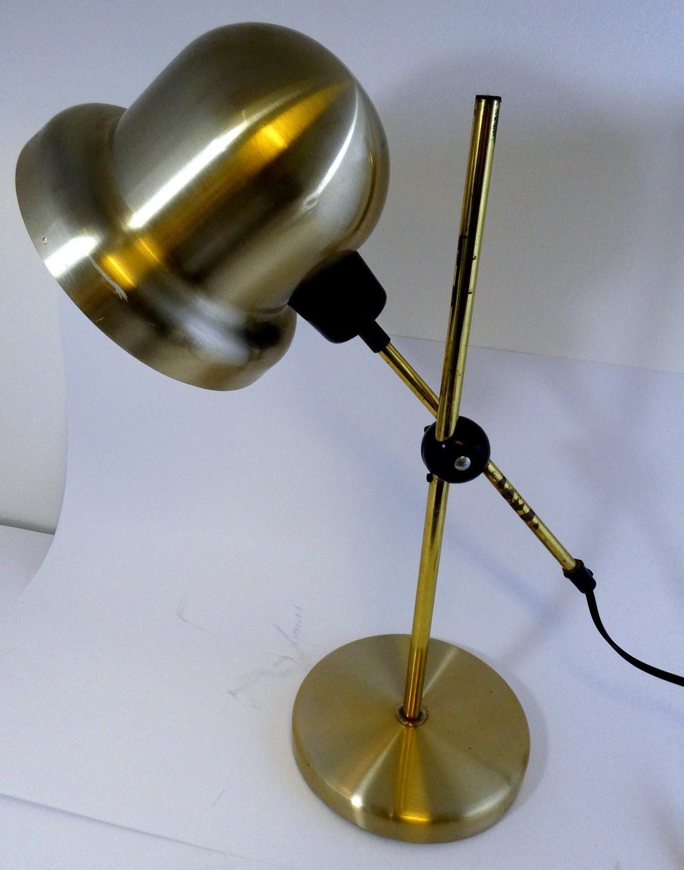 Bordslampa Skrivbordslampa Lampa Elidus 7505 Hans Agne Jakobsson