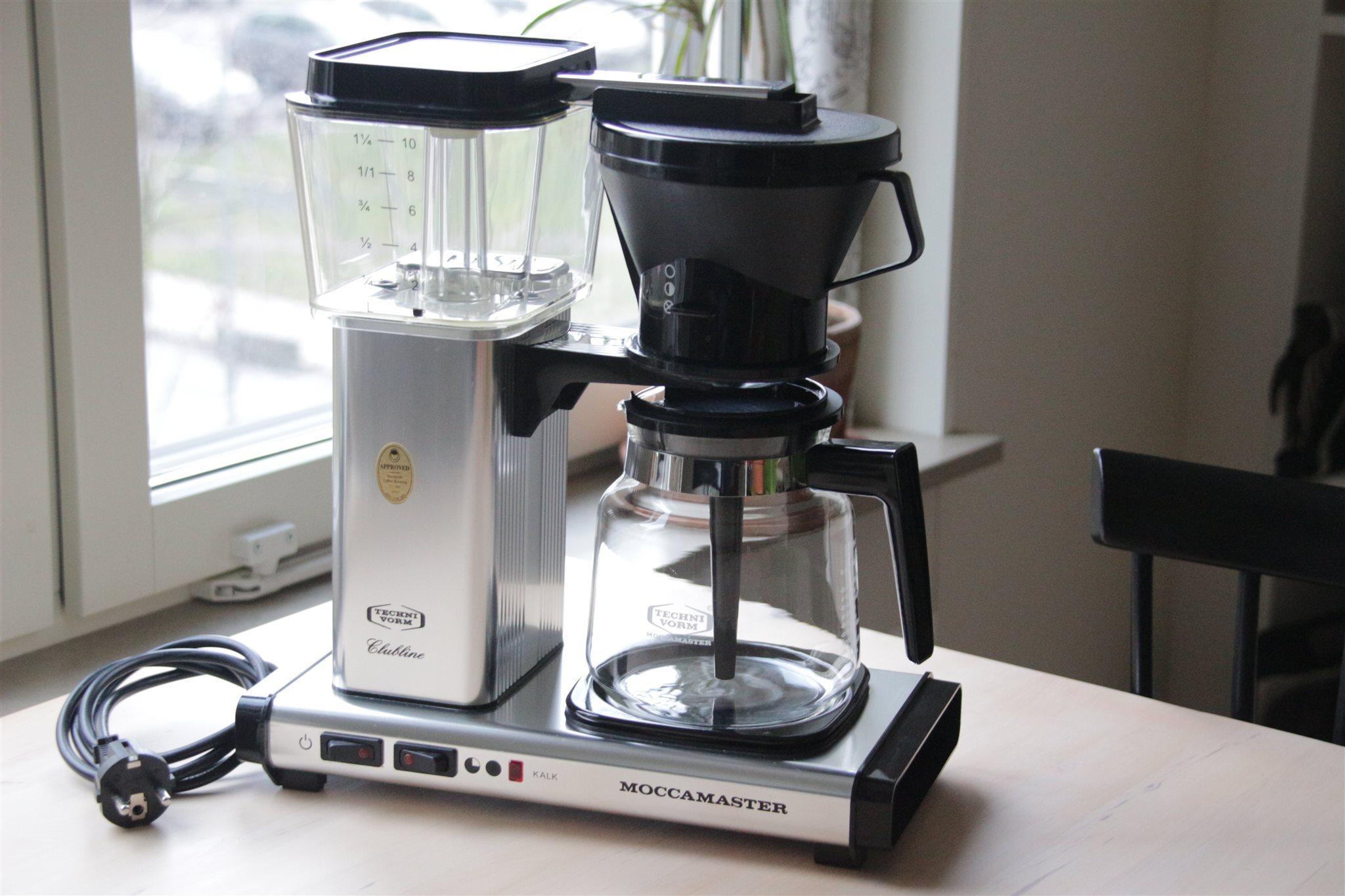 kaffebryggare hur gör man