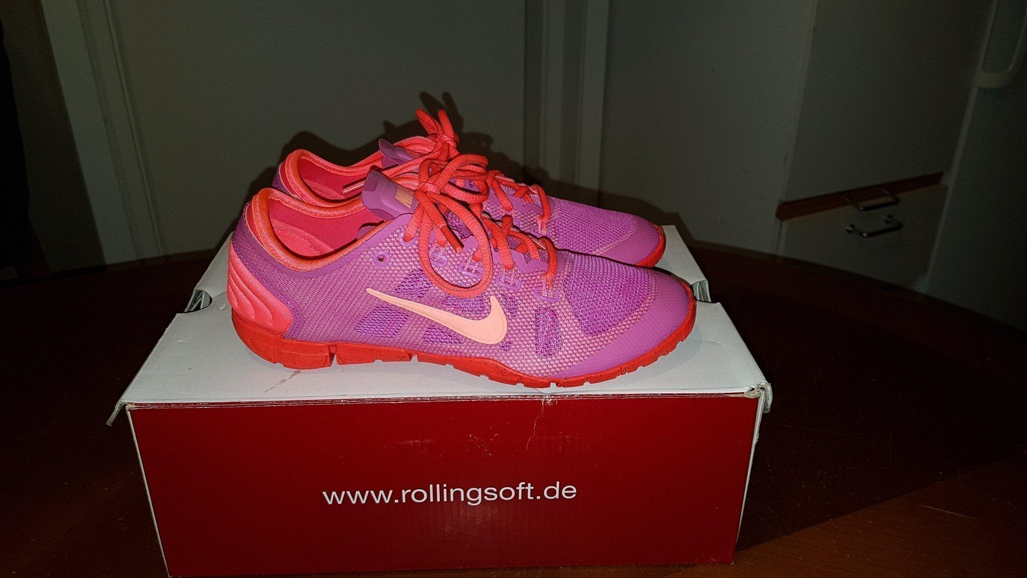 Nike skor storlek 36. (363384238) ? K?p p? Tradera