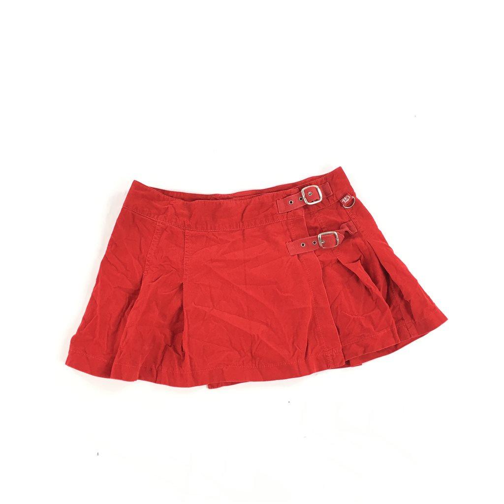 BIKBOK röd Omlottkjol strl S: (334097554) ᐈ Footly på Tradera