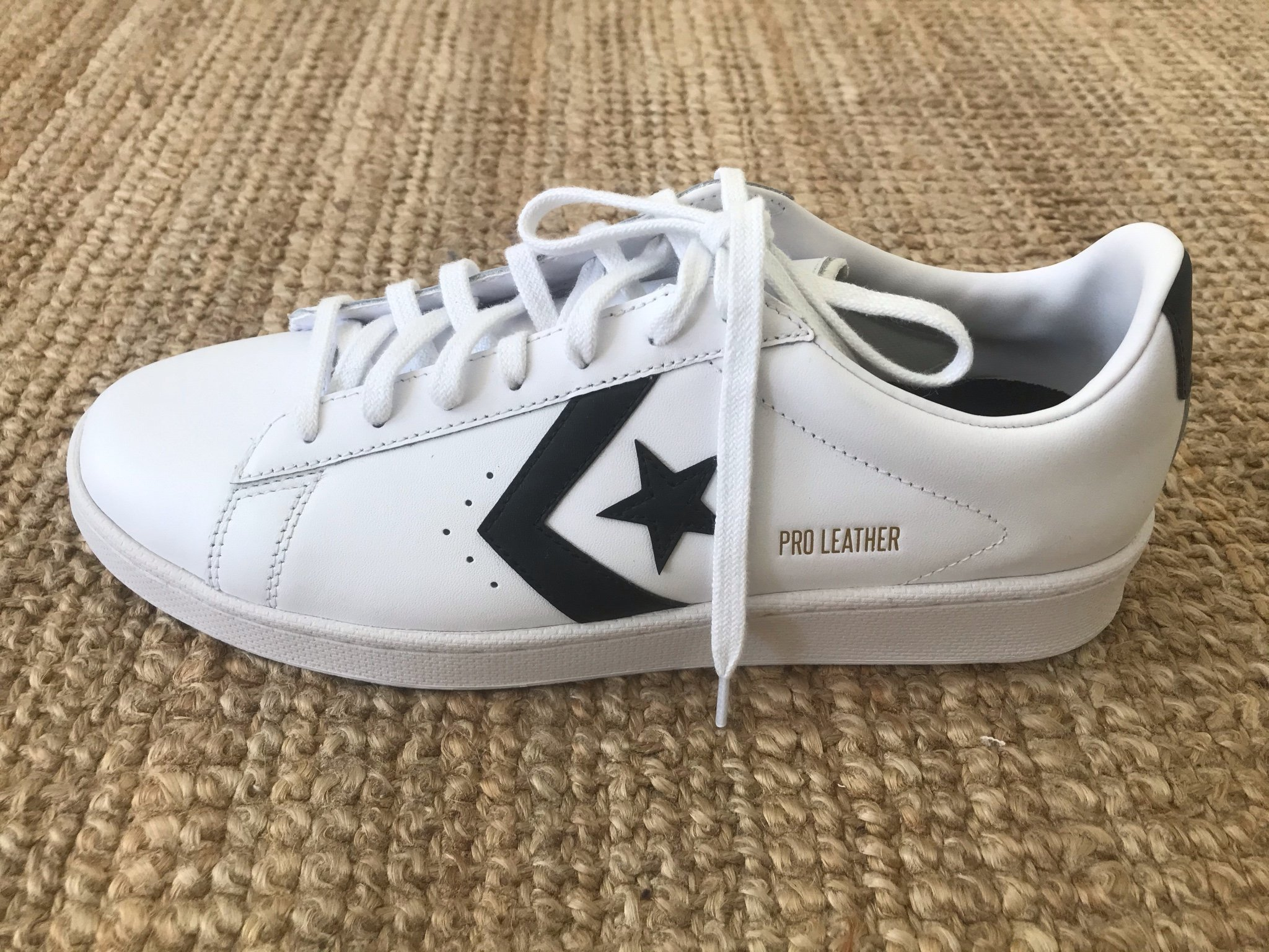 Nya Converse Pro leather sneakers, unisex