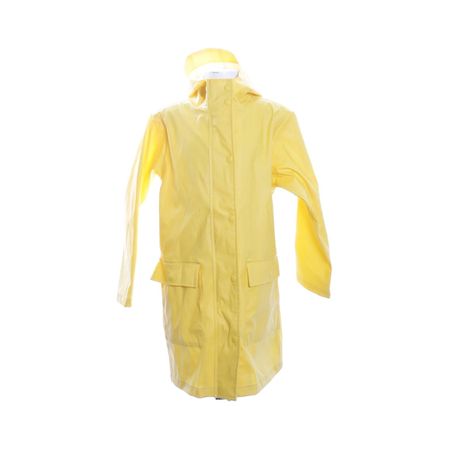 Fin gul jacka från Cubus.