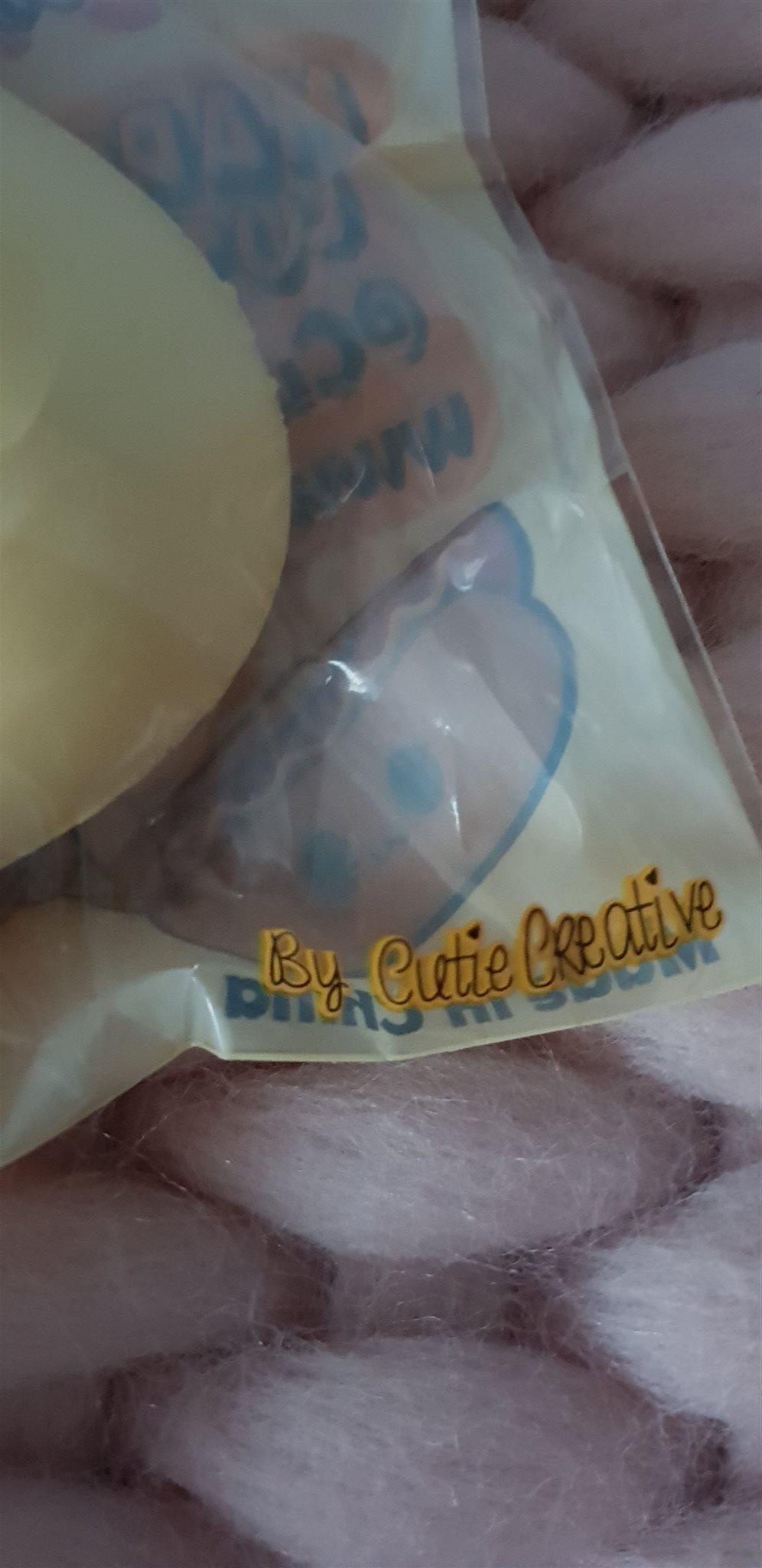 Märkes Märkes Märkes squishy RARE majonnäs tub cutie creative 69648a