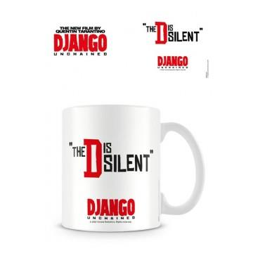 Django Unchained (the D Is Silent) Mugg