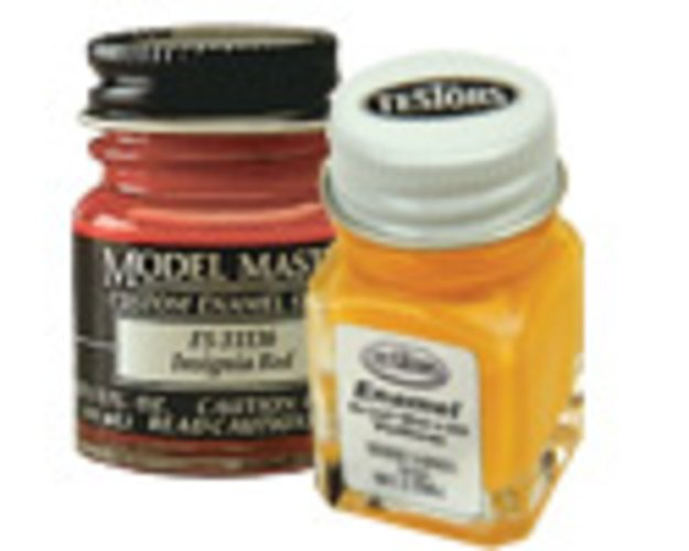 Model Master Enamel 2736 : Clear top cote