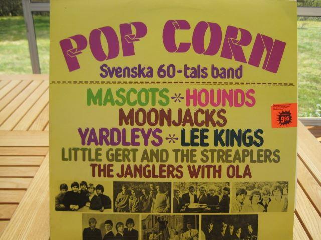 Corn svenska