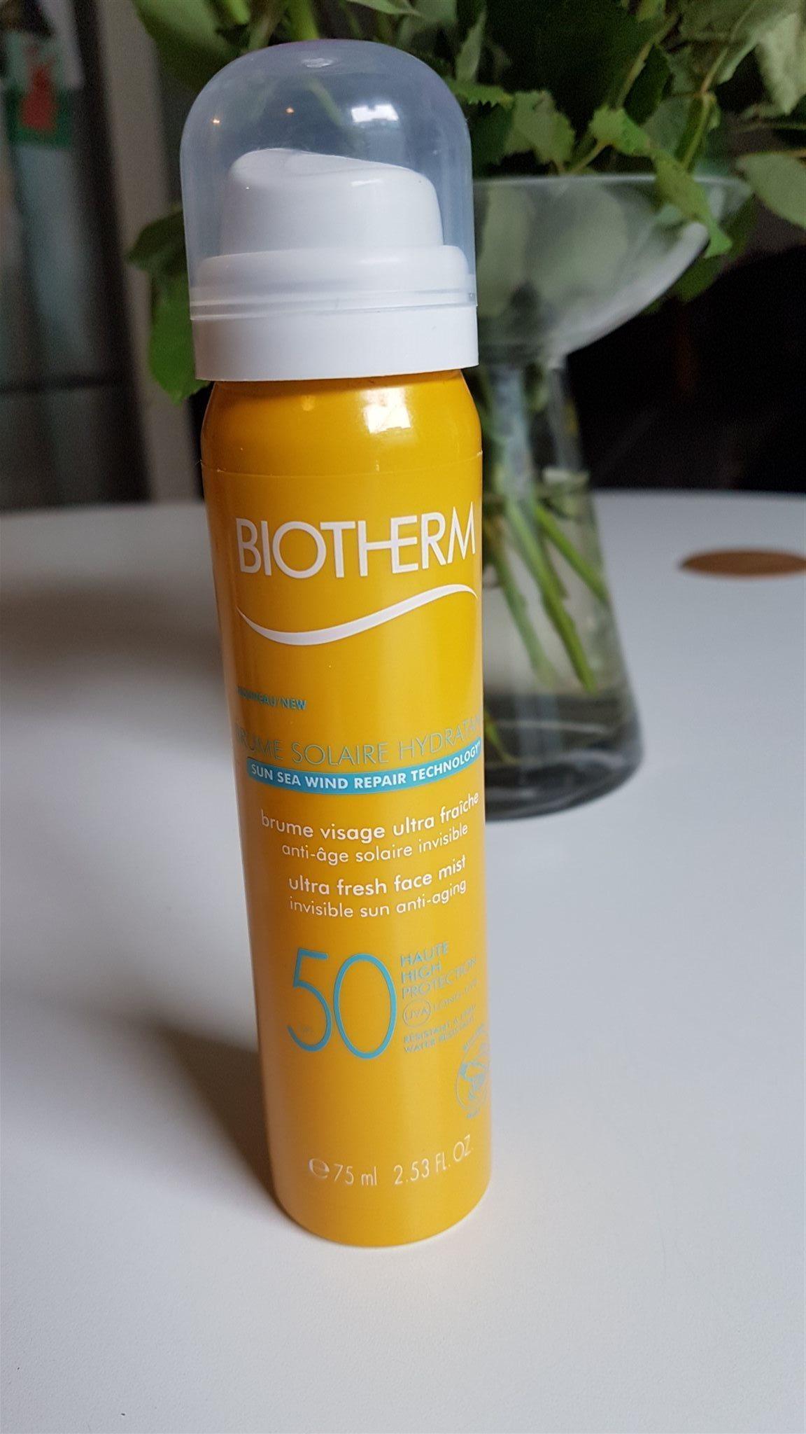 biotherm solskydd 50
