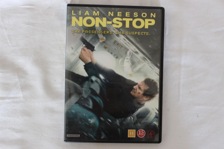 DVD-film: Non-Stop (Liam Neeson) (404769335) ᐈ Blabom på ...