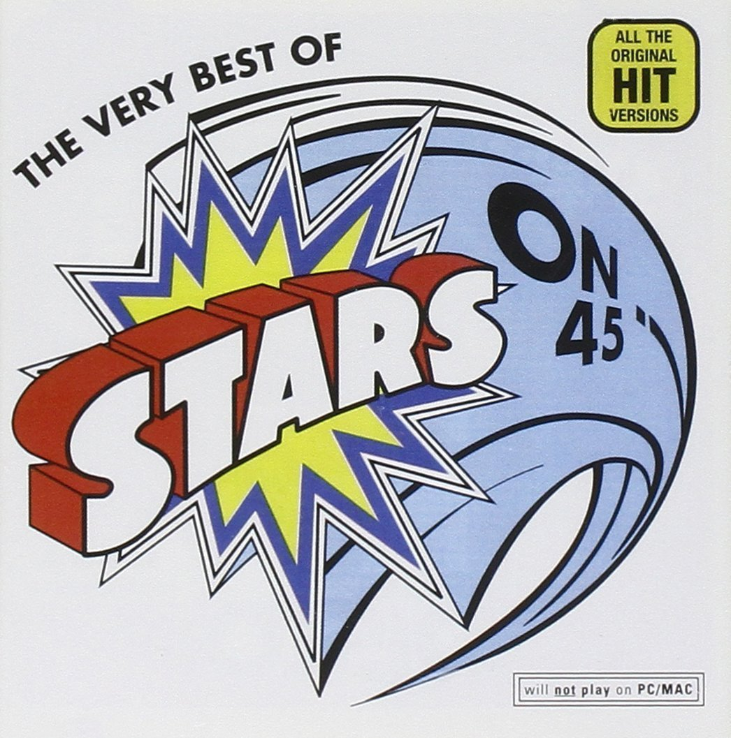 STARS ON 45- VERY BEST OF- GÅR EJ SPELA PÅ PC/MAC
