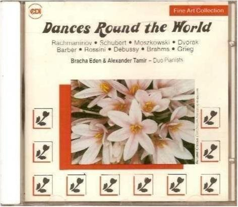 Dances round the world - Barber/Debussy/Grieg