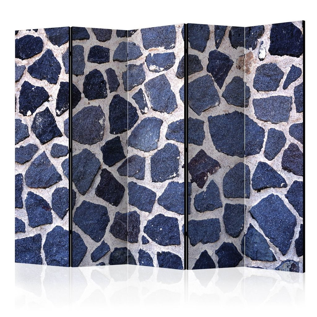 Rumsavdelare - Blue Summer II Room Dividers 225x172