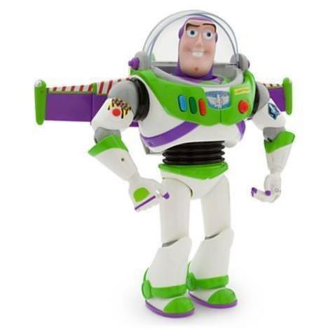 Toy Story Talande Buzz Lightyear !! 15 Olika fraser