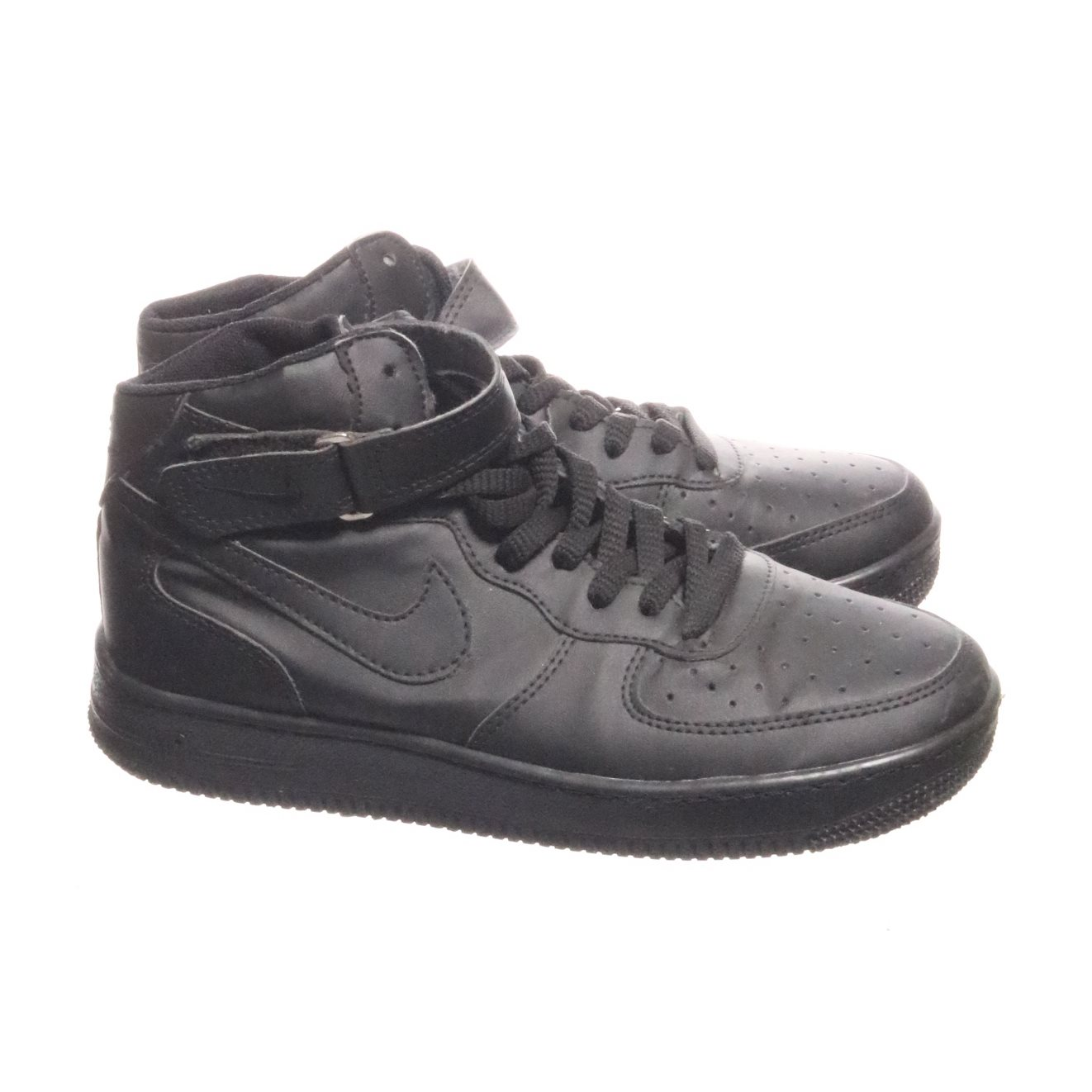 new product 5cd0f 0ac6e ... shop nike sneakers strl 39 air force 1 svart 7e0eb b8663