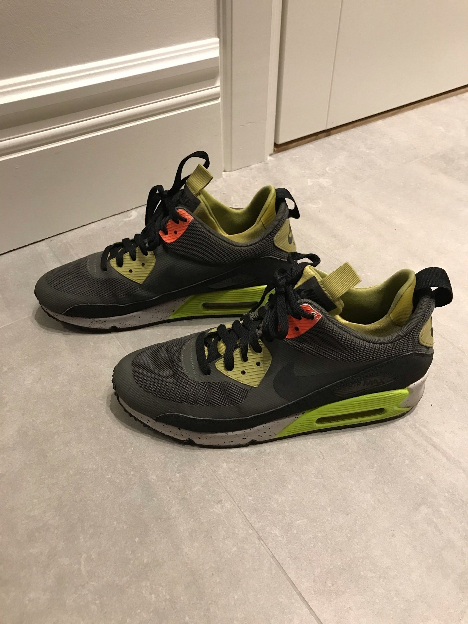 sports shoes 67363 43f77 Nike air max 90 sneakerboots ns