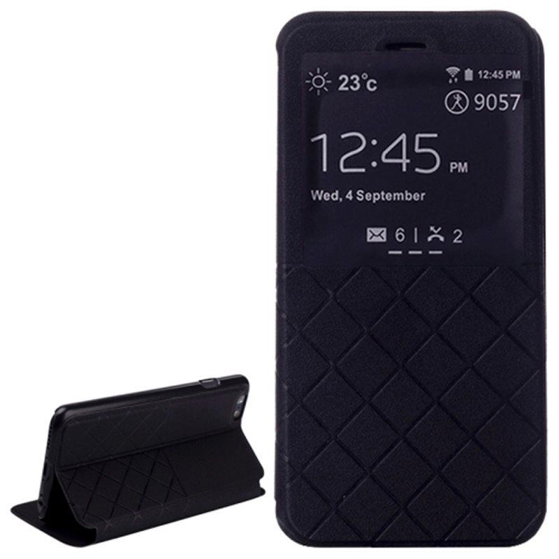 iPhone 6 6S Nummer fodral Svart (238183832) ᐈ jfwtrade1 på Tradera d71263ca1fbda