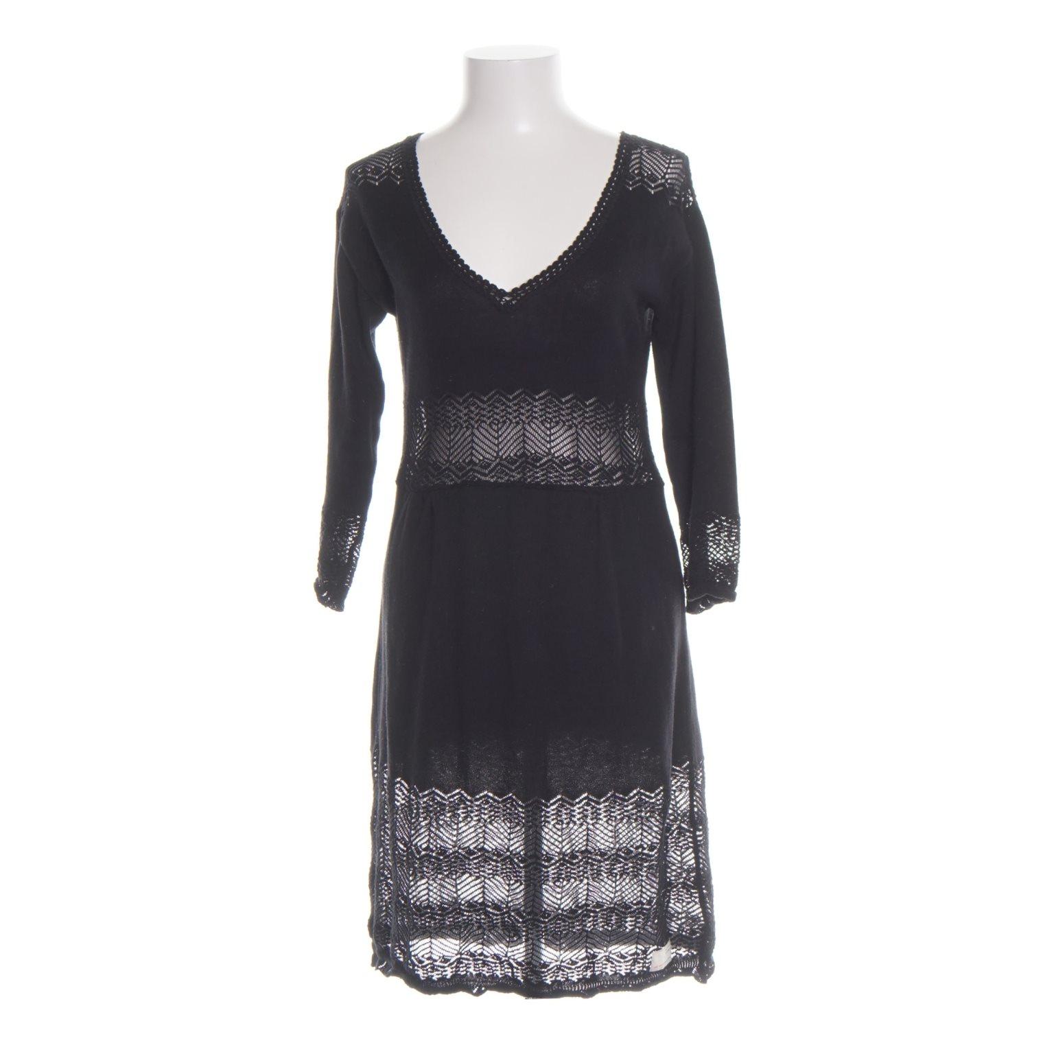 odd molly klänning svart