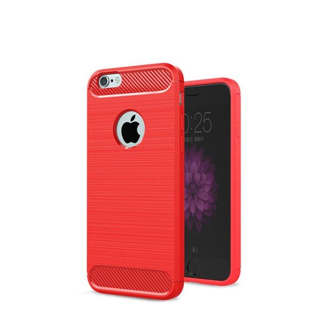 Stöttåligt Armor Carbon TPU-skal iPhone.. (290027140) ᐈ MyShades på ... 927b6d8e2f944