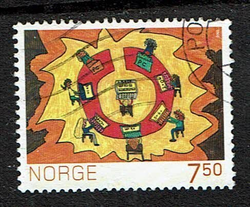NORGE 2005  F1561 7.50 kr