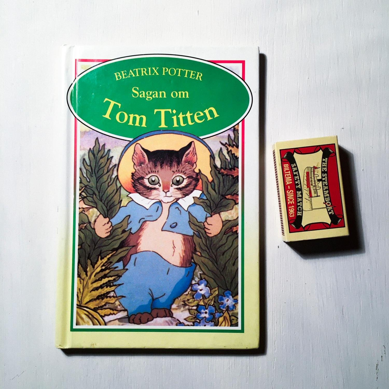 Sagan om Tom Titten, Beatrix Potter, klassiker,.. (416058961