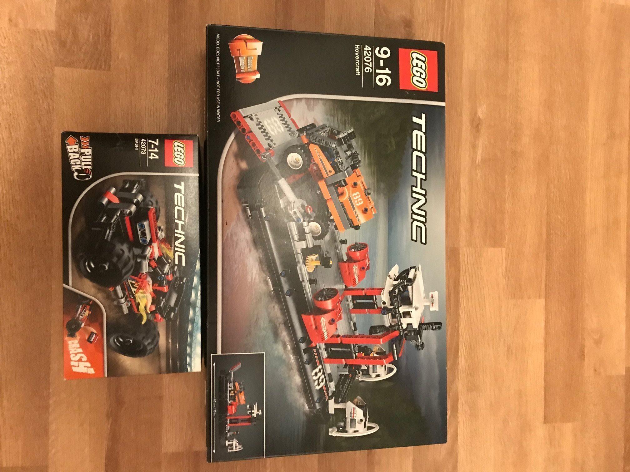 Lego Lego Lego technic 42076-42073 436645