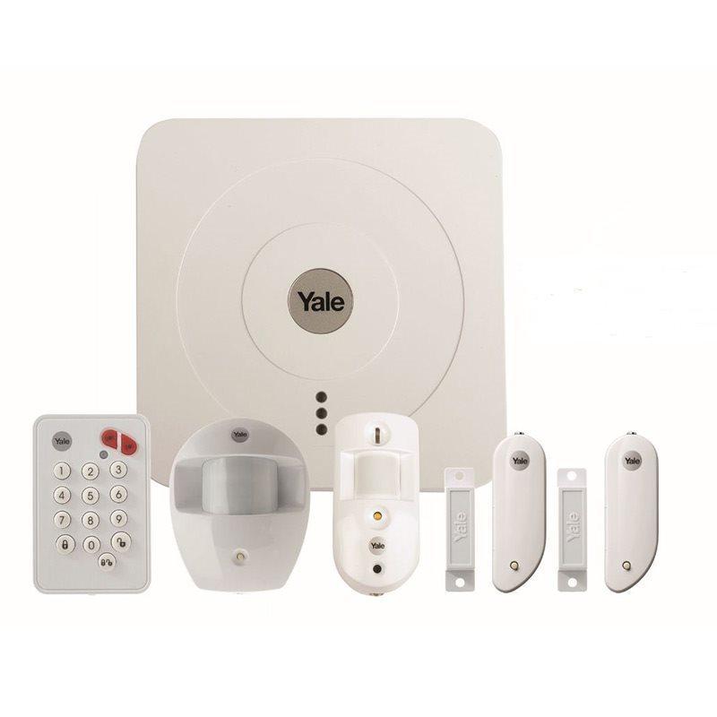 YALE Easy Fit LARMPAKET SMARTPHONE SR-3200I Ord.Pris 4499