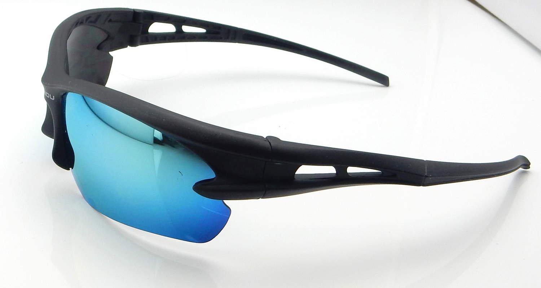 Solglasögon Biker Brillor matte Geren | Ink fodral