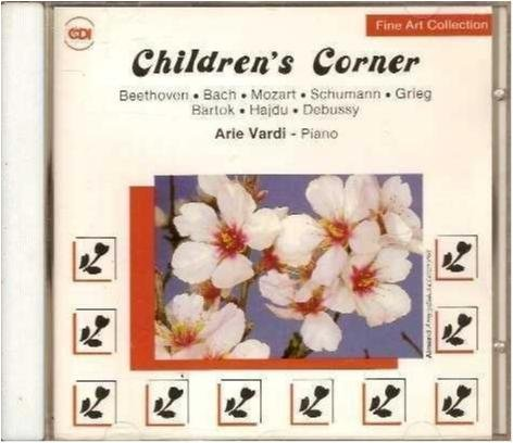 Children´s corner - Arie Vardi - Piano