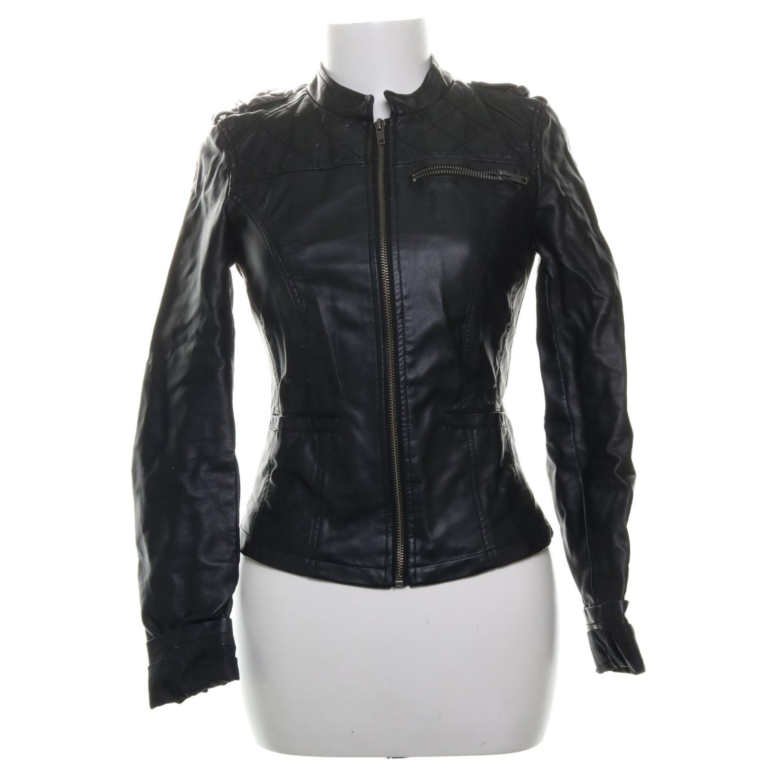 vero moda jacka svart